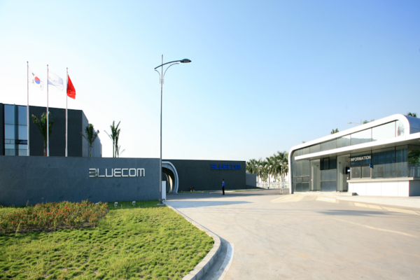 BLUECOM VIETNAM PROJECT